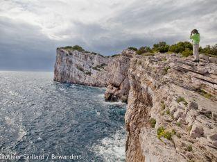 Kroatien Mai 2016: Steilküsten der Adria